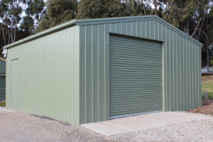 ECO Storage Shed Pale Eucalypt 300x200 - Gallery