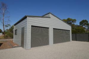 ENDURO Skillion Garage Windspray Woodland Grey 300x200 - Gallery