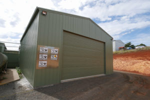 ENDURO Storage Shed Pale Eucalypt 300x200 - Gallery