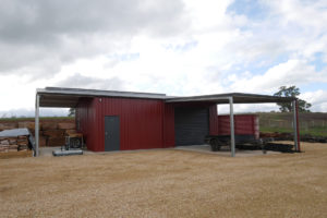 ENDURO Workshop and Equipment Storage Manor Red Monument1 300x200 - Our Works