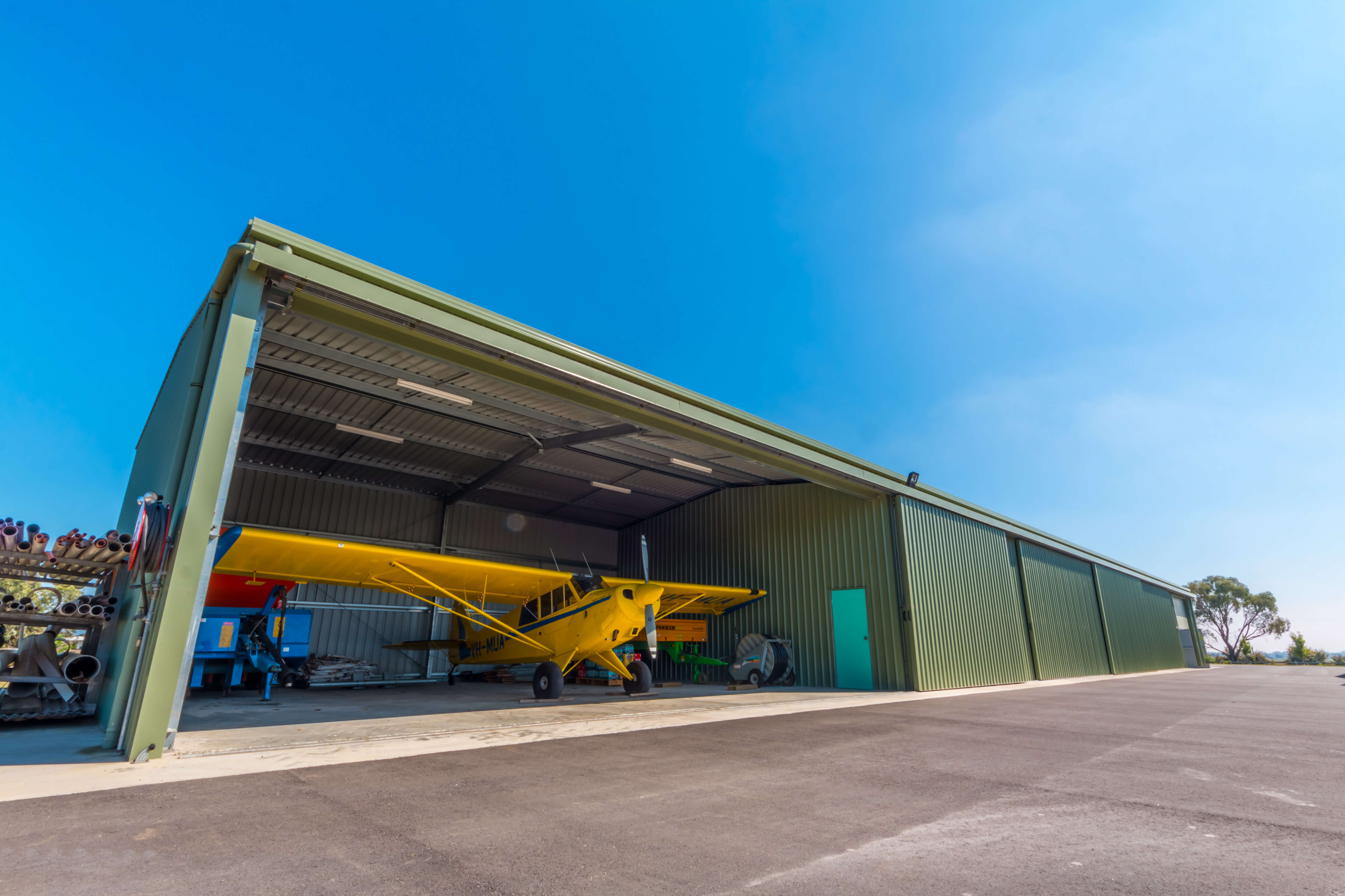 SOLID Workshop and Hangar Pale Eucalypt - Our Resources